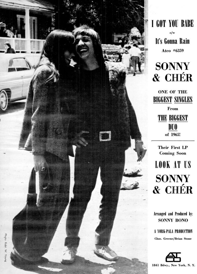 Early Sonny and Cher - I Got You Babe