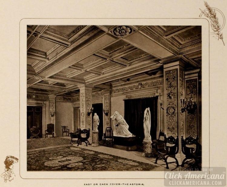 East or Caen Foyer - The Astoria