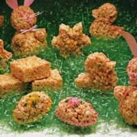 Easter Rice Krispies treats: Bunnies, eggs & more (1982)