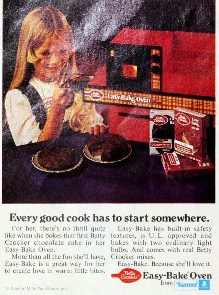Easy Bake Oven toy betterhomesgarde51juldesm 0830