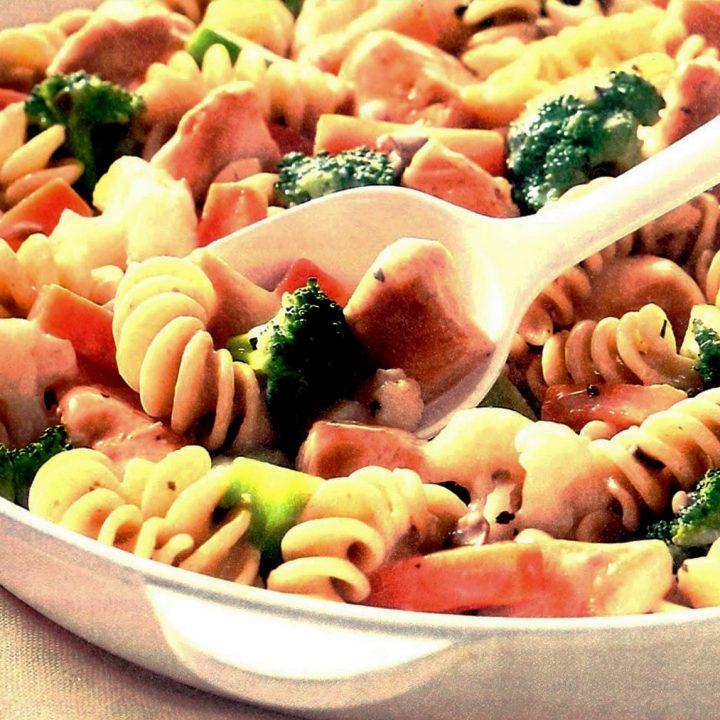 Easy chicken and pasta recipe (3)