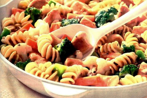 Easy chicken and pasta recipe