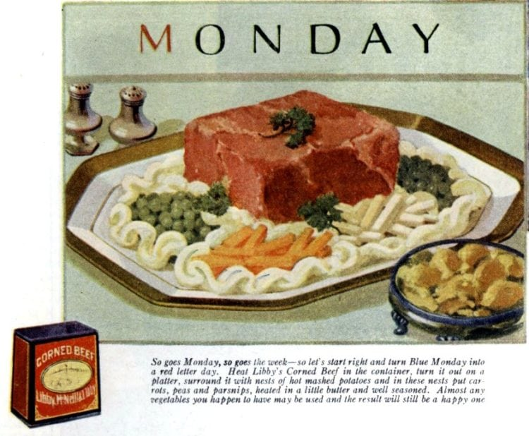 Easy dinners from 1918 (1)