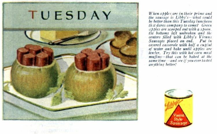 Easy dinners from 1918 (3)