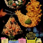 Ebony Dec 1968 Vintage Christmas appetizer recipes