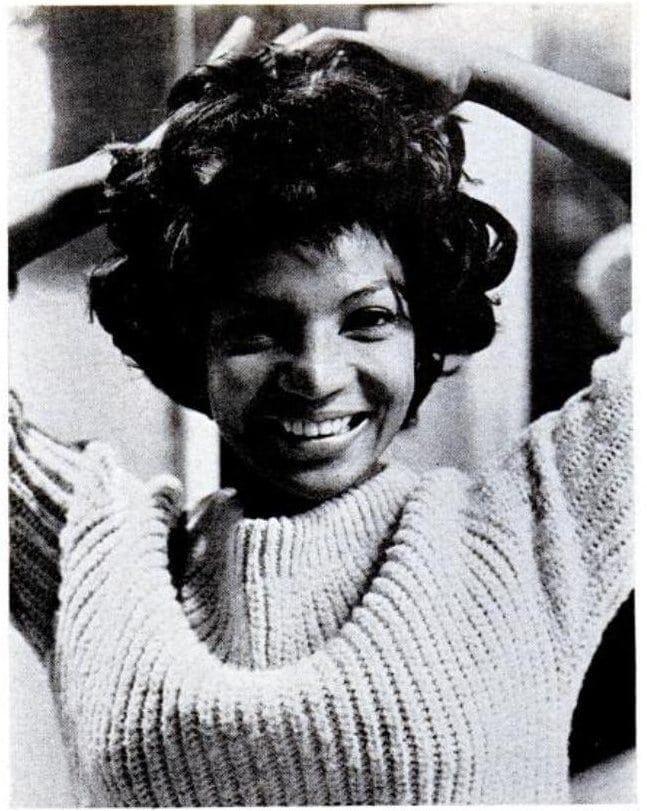 Ebony Jan 1962 Nichelle Nichols 3