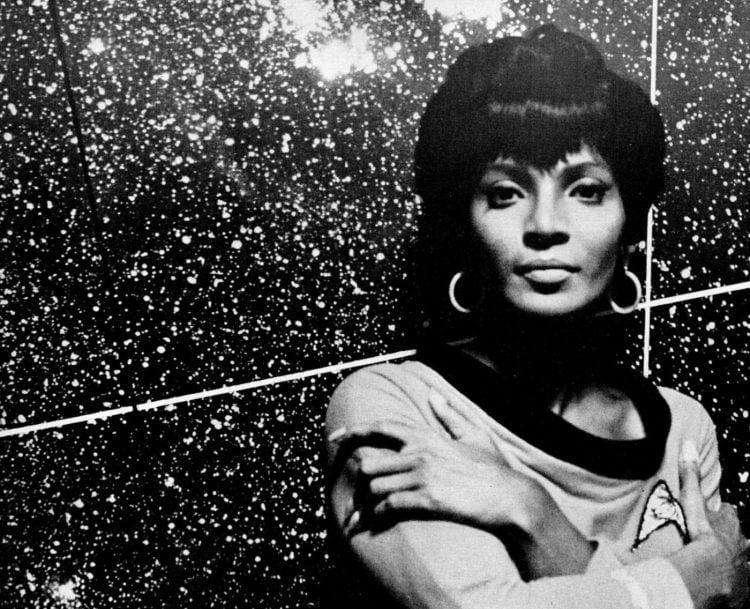 Ebony Jan 1967 Nichelle Nichols 1