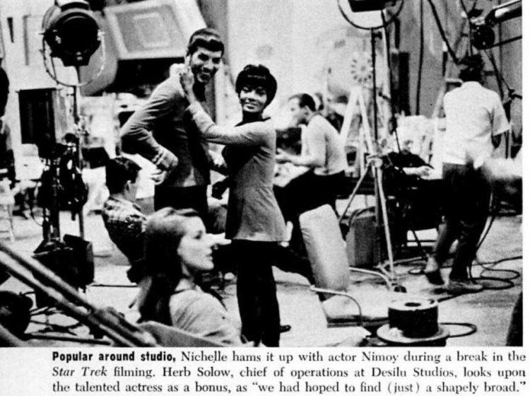 Ebony Jan 1967 Nichelle Nichols 3