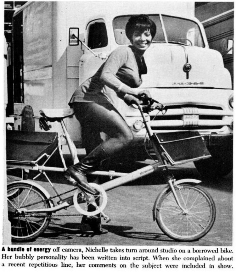 Ebony Jan 1967 Nichelle Nichols 4