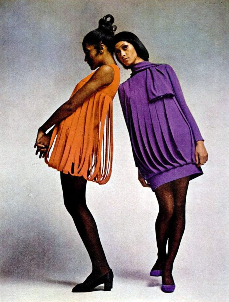 Ebony Nov 1969 Fashion beauty dresses