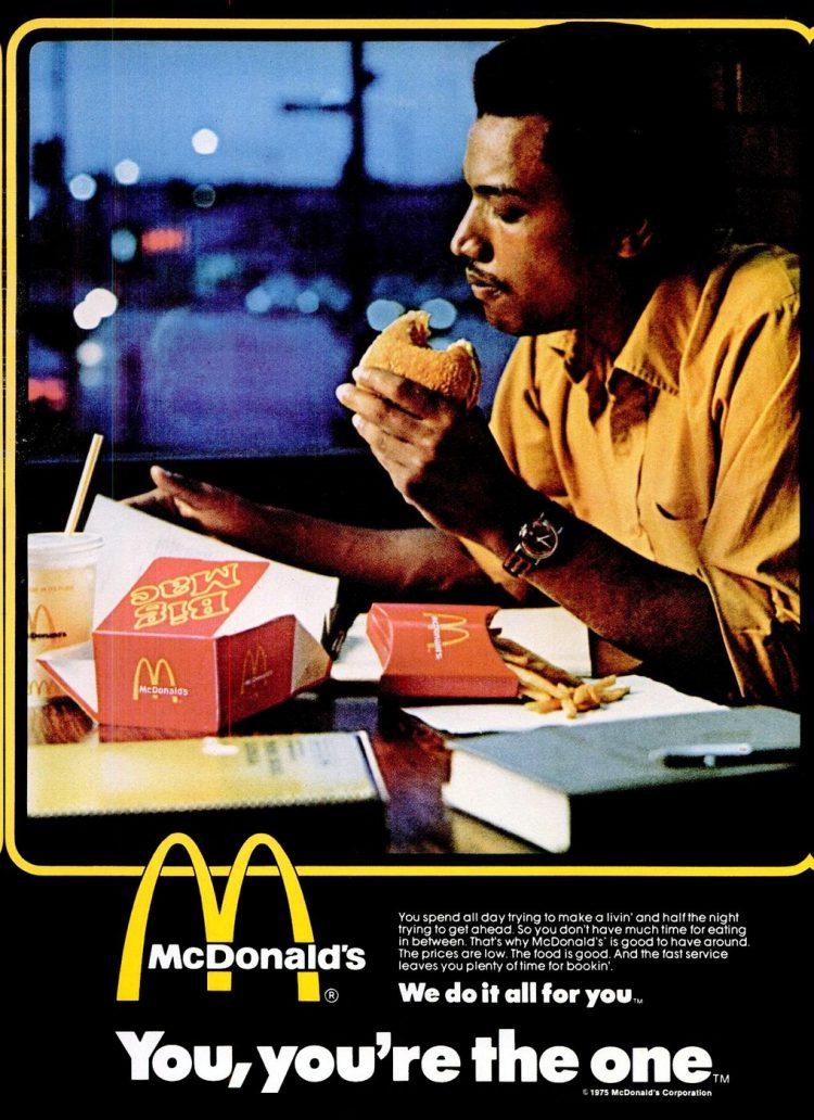 Ebony Sep 1975 McDonalds