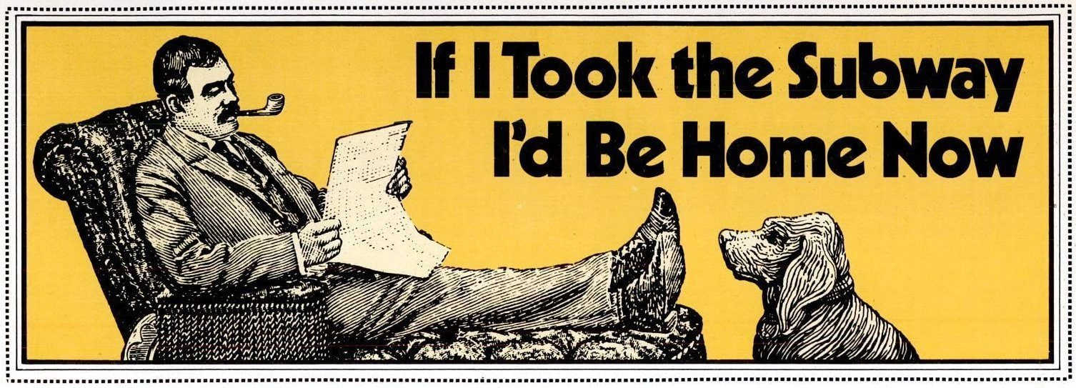 Eco-friendly bumper stickers from 1974 (1)