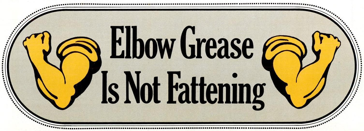 Eco-friendly bumper stickers from 1974 (2)