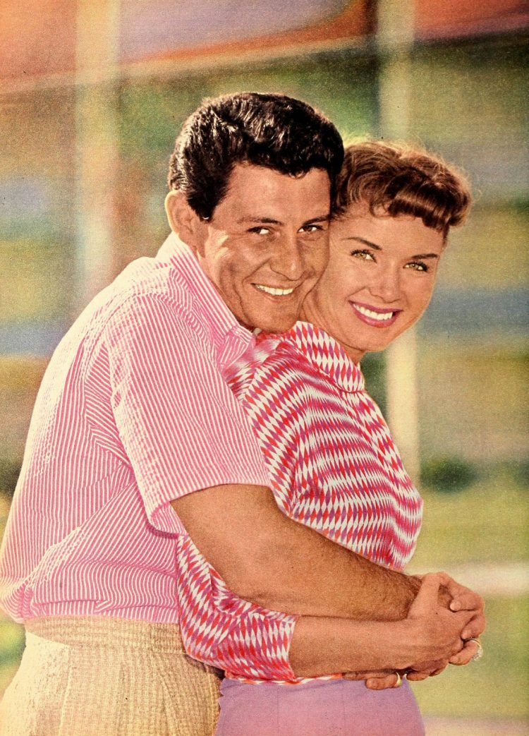 Eddie Fisher and Debbie Reynolds