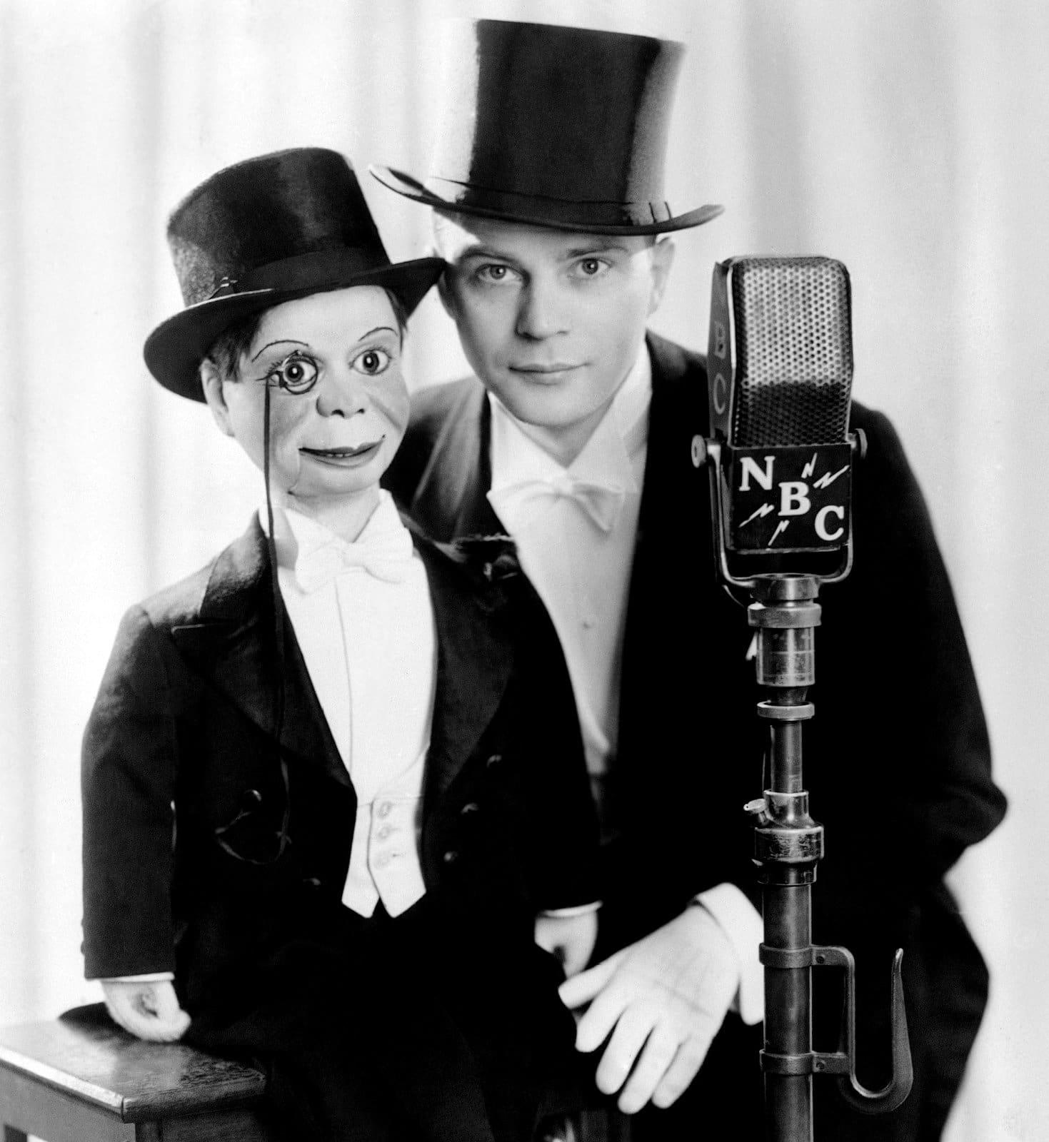 Edgar Bergen NBC radio show