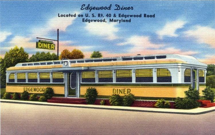 Edgewood Diner - Maryland