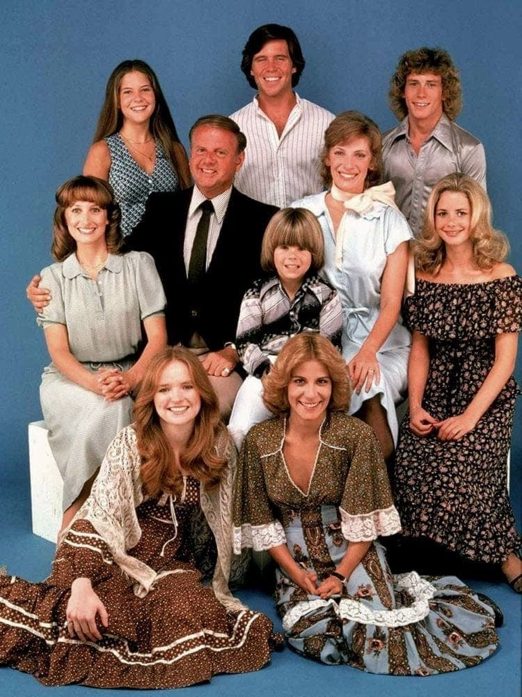 Eight is Enough cast