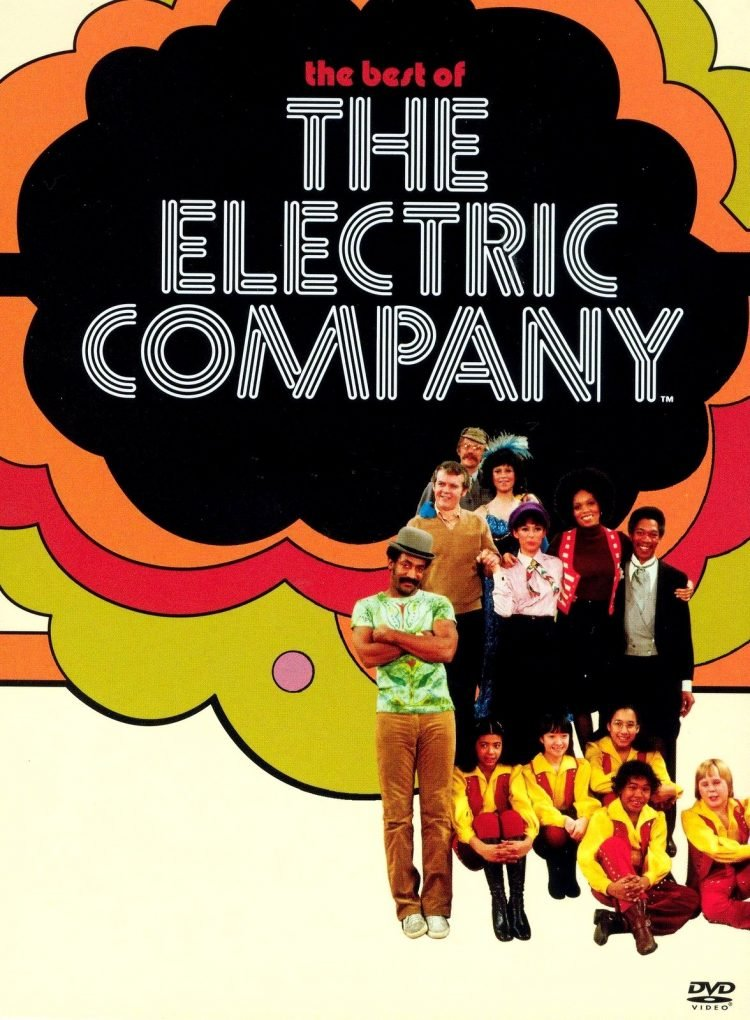 Electric Company DVD cover