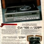 Electronics and tech from 1981 Sears Catalog