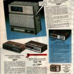 AM/FM radio with voice and other dual-alarm electronic clock radios