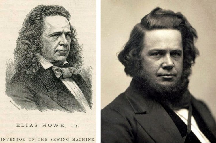 Who invented the sewing machine? Elias Howe, the man considered to be the father of the sewing machine