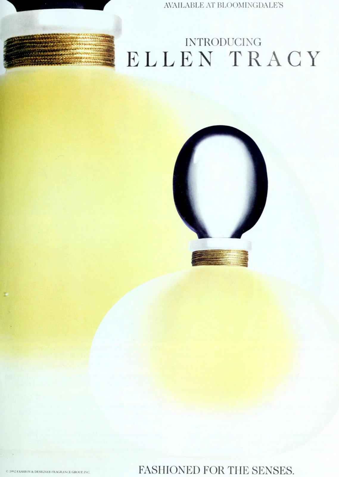 Ellen Tracy fragrance (1992) at ClickAmericana.com