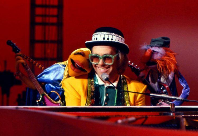 Elton John in The Muppet Show