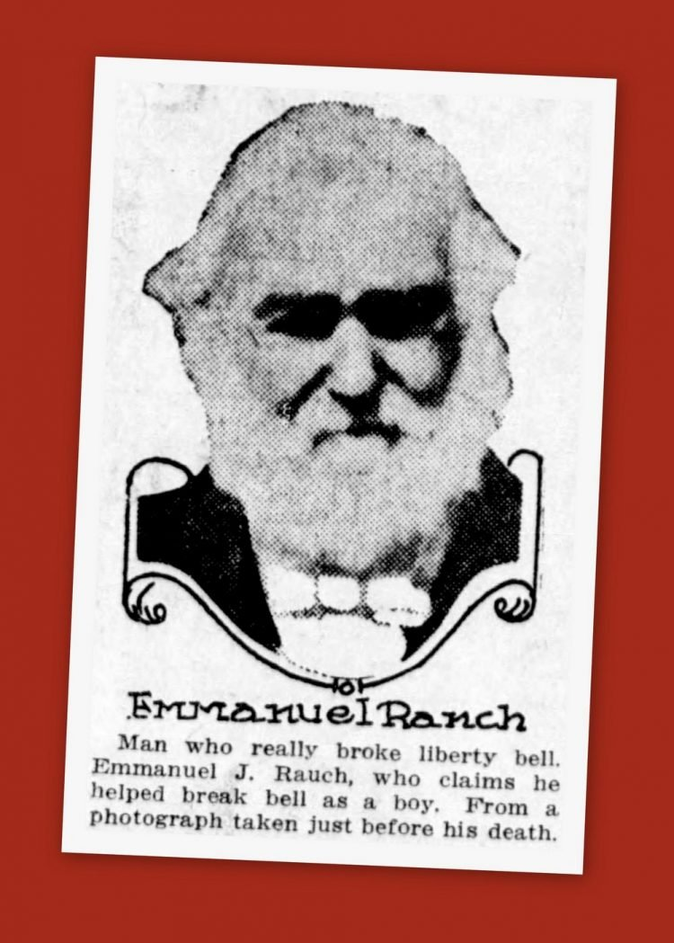 Emmanuel J Rauch - Liberty Bell
