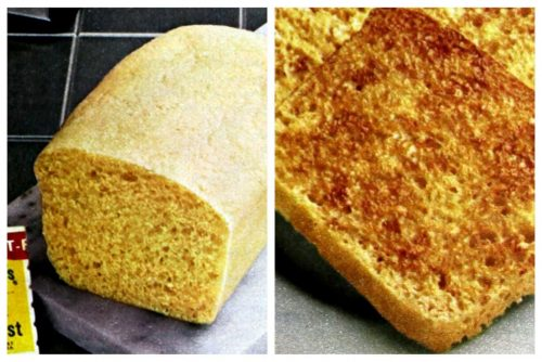 English muffin loaf vintage recipe (1981)