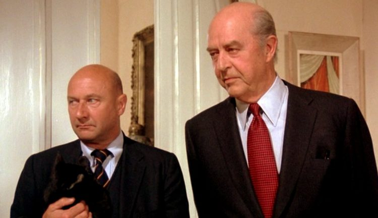 Escape to Witch Mountain Donald Pleasence Ray Milland