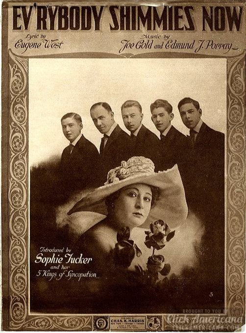 Jazz music has a remarkable history (1919)