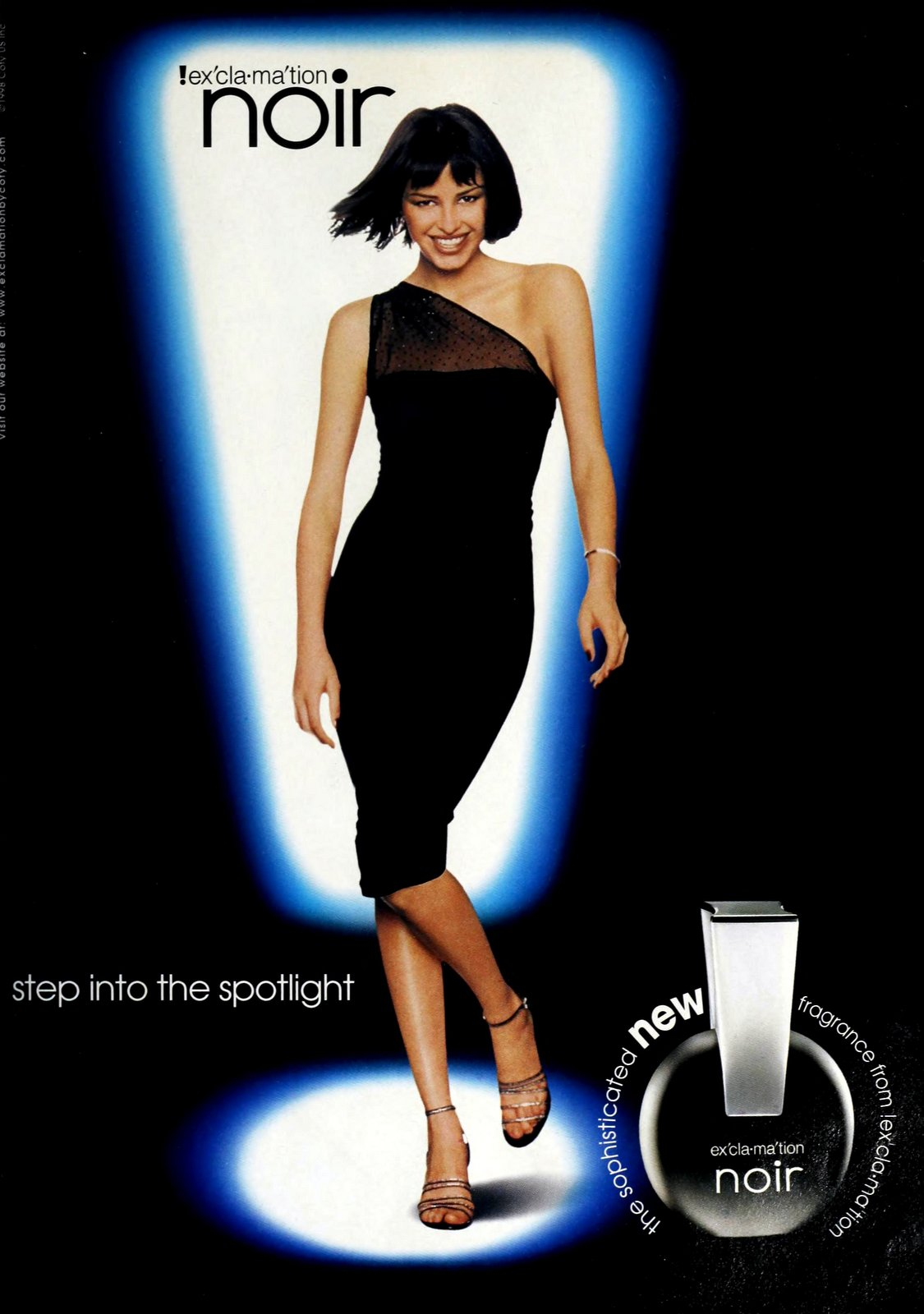 Exclamation Noir perfume (1998) at ClickAmericana.com
