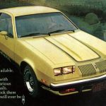 Experience the 1978 Olds Starfire or Starfire GT