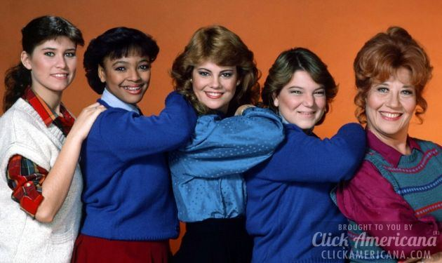 The 'Facts of Life' girls learn lessons in life & love! (1985)