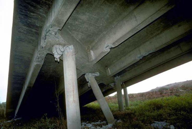 Failure of Joist Columns Interface
