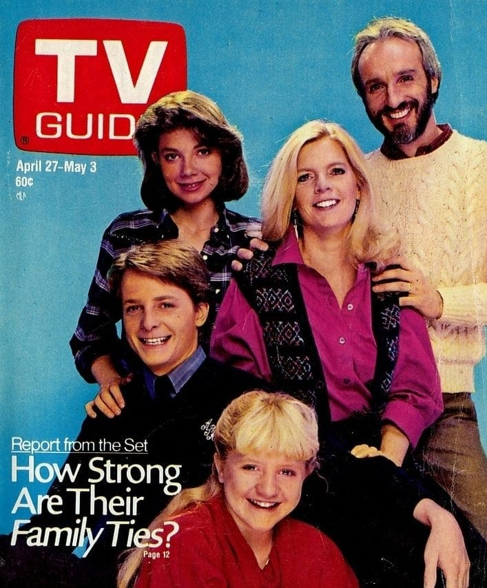 Family Ties 1985 Tv Guide