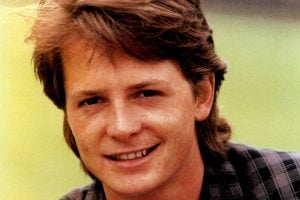 Family Ties actor Michael J Fox