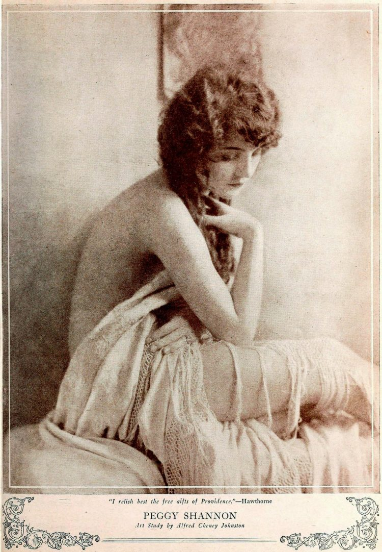 Famous silent movie actresses - vintage beauty and plastic surgery options