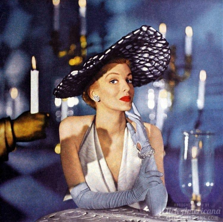 1950 hat trends