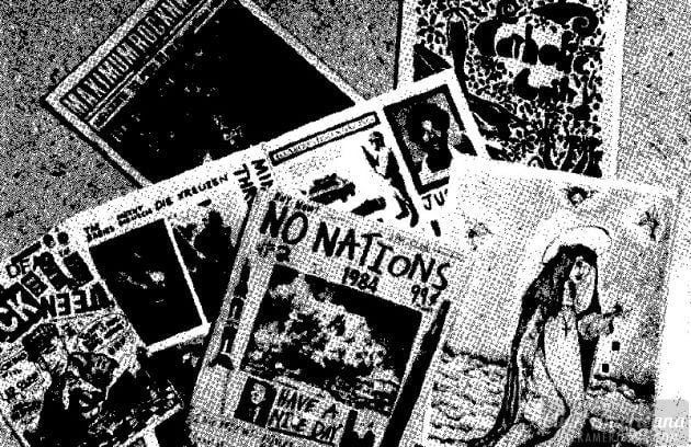 Fanzines: Chaotic dabblings in the '80s