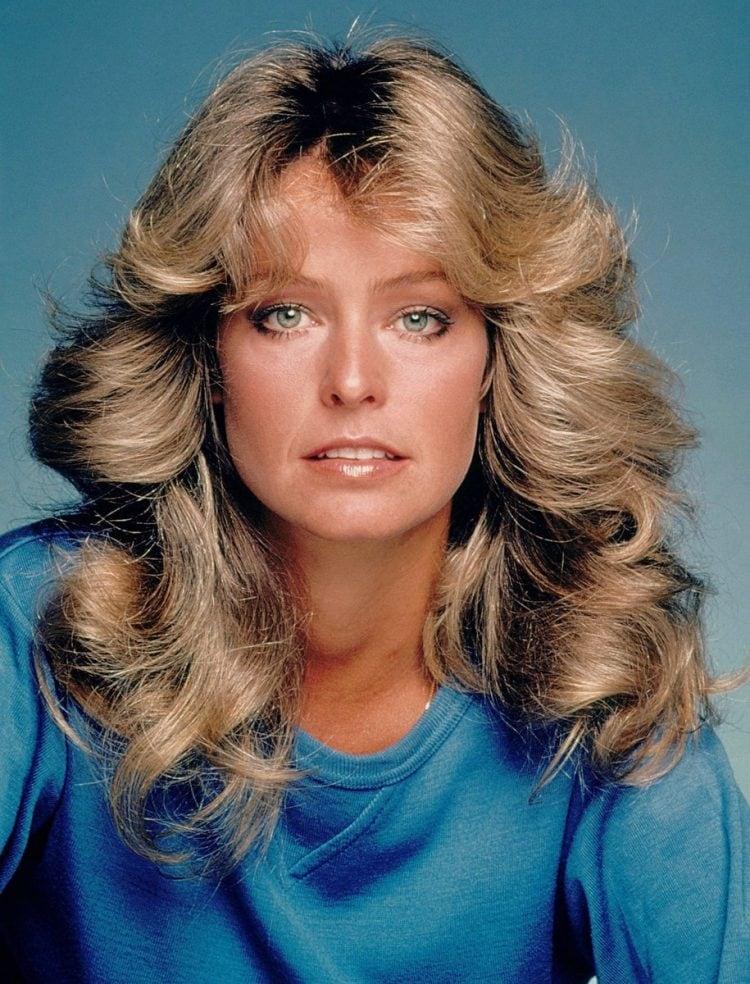 Farrah 1970s hairstyle