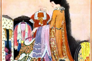 Fashion lessons from the '20s How to spoil the effect of beautiful clothes