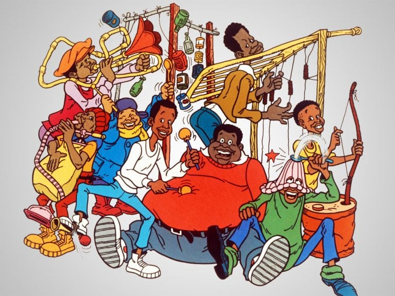 Fat Albert and the Cosby Kids