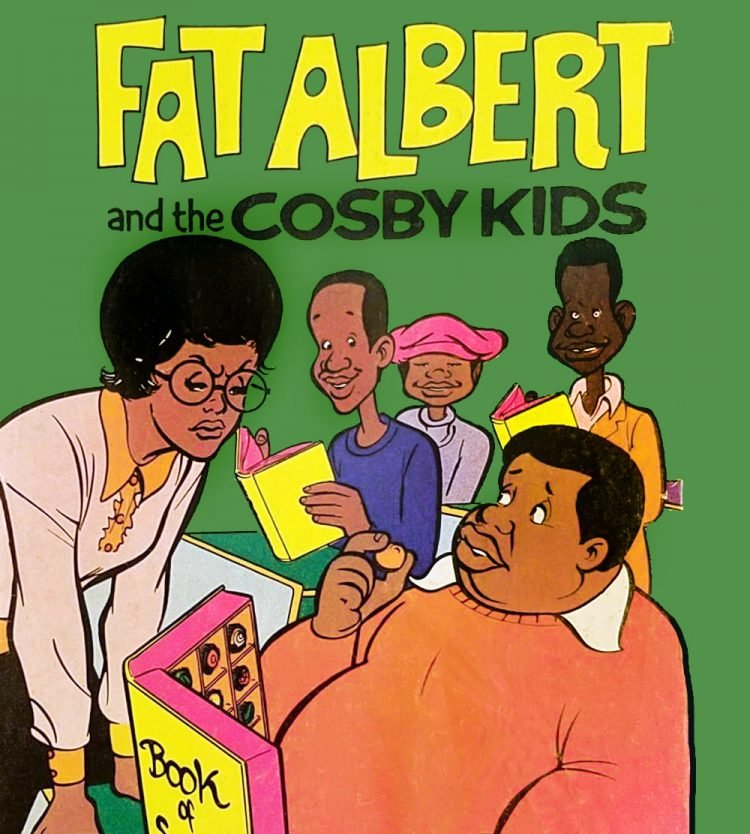 Fat Albert and the Cosby Kids comic 1977