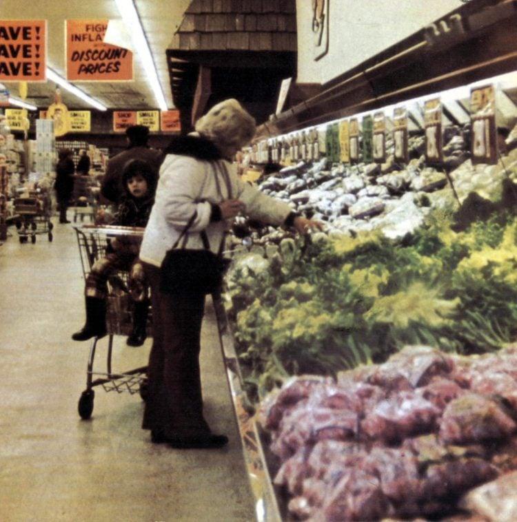 Fazio-Fisher-Dominicks 70s supermarket - 1970 - 0