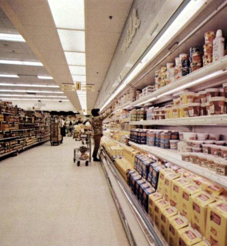 Fazio-Fisher-Dominicks 70s supermarket - 1970 - 10