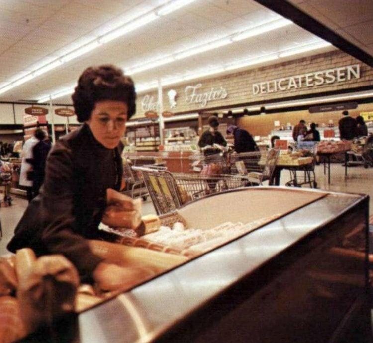 Fazio-Fisher-Dominicks 70s supermarket - 1970 - 5-003