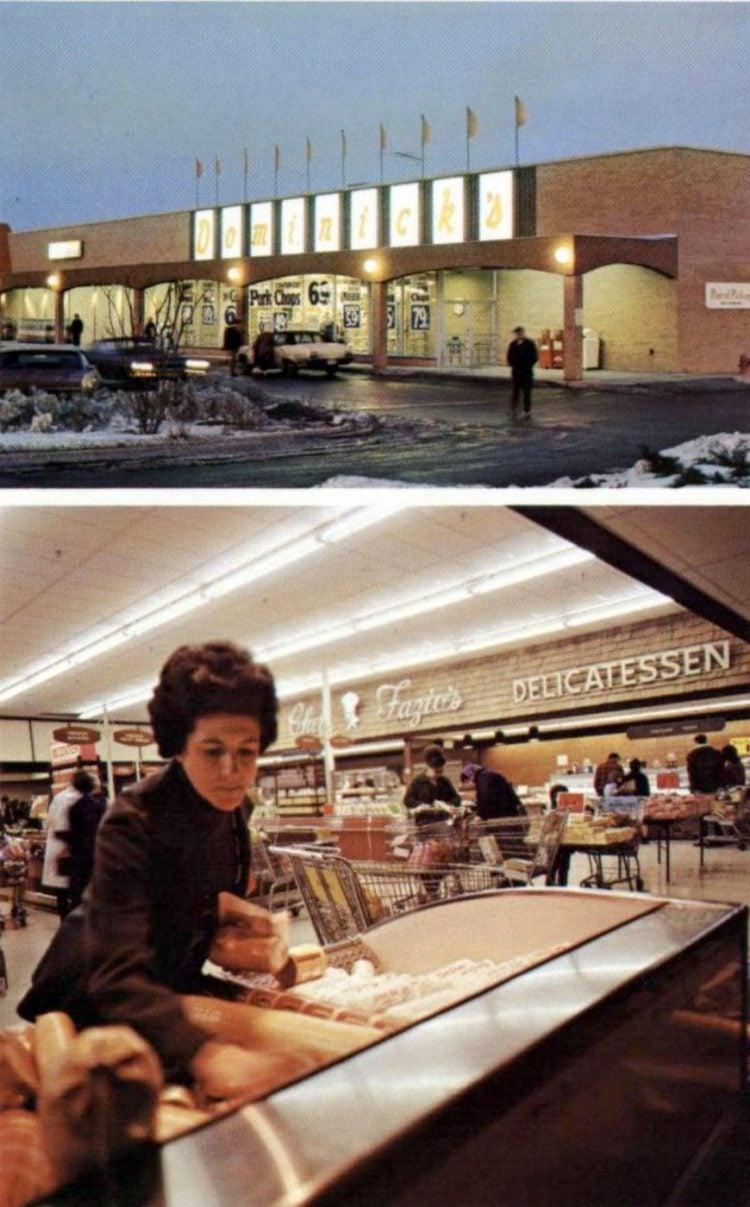 Fazio-Fisher-Dominicks 70s supermarket - 1970 - 5