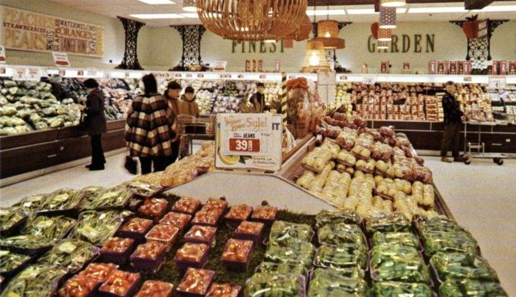 Fazio-Fisher-Dominicks 70s supermarket - 1970 - 7
