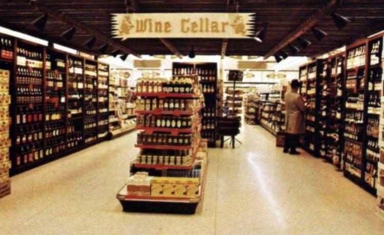 Fazio-Fisher-Dominicks 70s supermarket - 1971 - 13-001